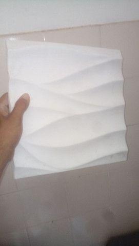 Placas de gesso 3D - Foto 5