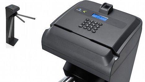 Catraca Digital - Biométrica