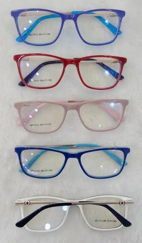 0bb7c3502ab6a Armação de Grau Receituário Óculos Só Atacado - Bijouterias ...