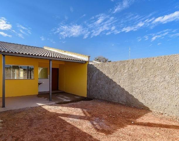 Casa de 2 quartos pronta para morar no Jardim Ingá até 100% financiada - Foto 12