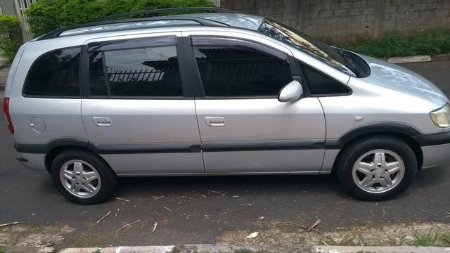 Gm Chevrolet Zafira 20 Cd 20 8v Mpfi 5p Mec 2003 540849934 Olx