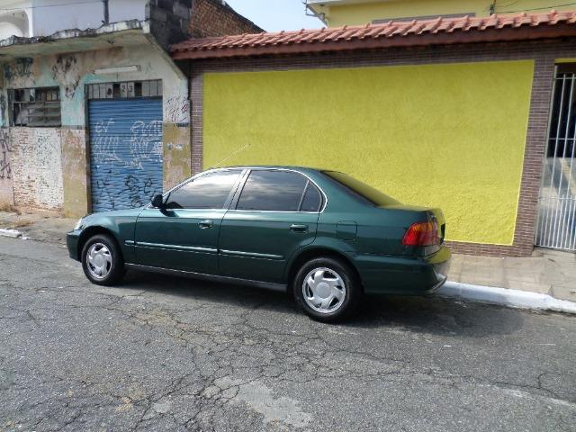 Perfect Honda Civic EX 1999 Impecável