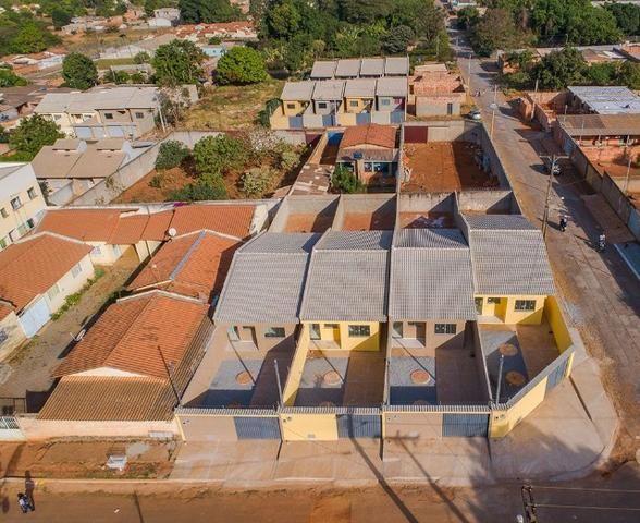Casa de 2 quartos pronta para morar no Jardim Ingá até 100% financiada - Foto 13