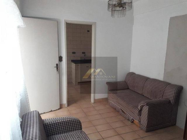 Apartamento a venda de 01 dormitório com 45 m² na Vila Tupi em Praia Grande - Foto 3