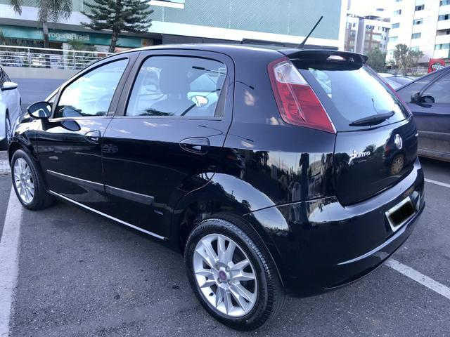 Fiat punto 1.6 essence 16v flex 4p manual 2011 - Foto 6