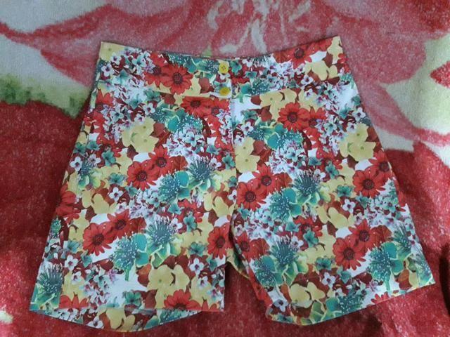 3e4600033 Bermuda feminina florida - Roupas e calçados - São Jorge, Manaus ...