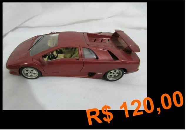 Lamborghini Diablo 1990 Bburago 1 18