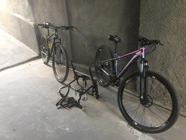 61907b99d Vendo 2 bikes - Ciclismo - Planalto