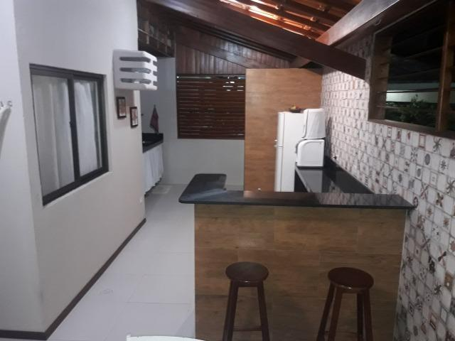 Belíssima e ampla casa mobiliada a beira mar no condomínio de luxo em Maria Farinha! - Foto 5