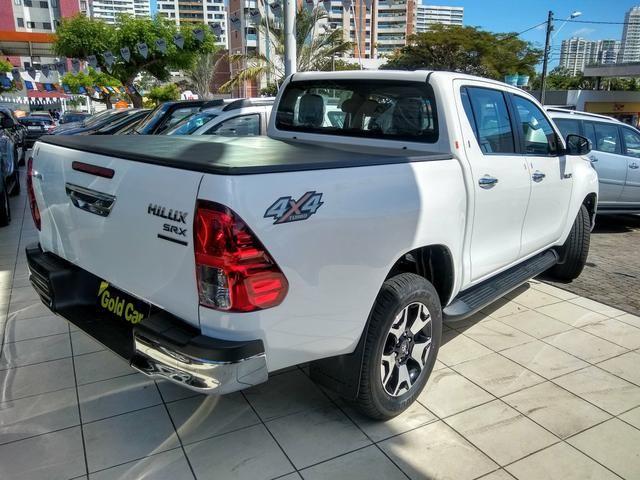 Toyota Hilux SRX 2020 ( Padrao Gold Car ) - Foto 4
