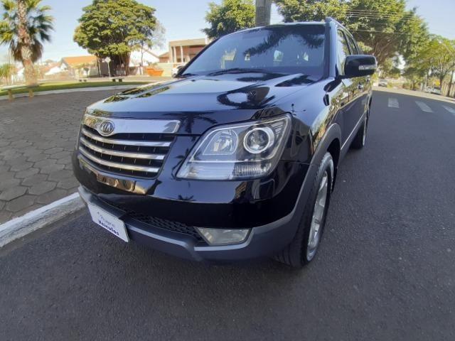 Kia mohave 3.0 v6 diesel 2011 preta - Foto 2