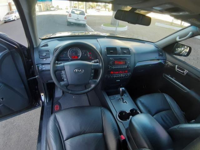 Kia mohave 3.0 v6 diesel 2011 preta - Foto 11