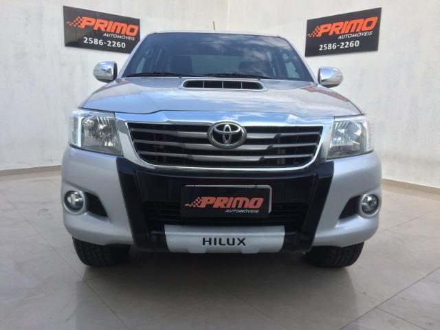 Hilux srv 3.0 diesel 2014 automatica