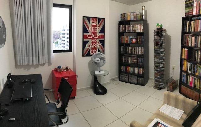 Apt com 3 quartos na Ponta Verde - 96m² - Foto 18