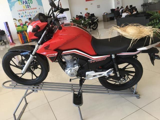 Titan 160 Honda isa - Foto 2