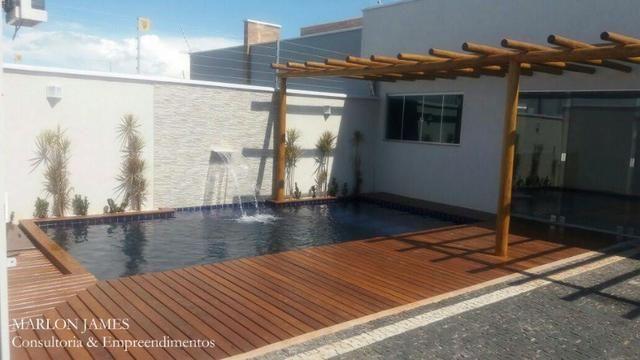 Casa modelo para vender em Inhumas no setor Residêncial Monte Alegre! - Foto 11