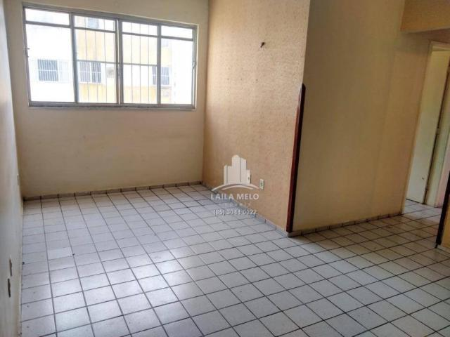 Apartamento à venda, 64 m² por r$ 159.000,00 - cidade dos funcionários - fortaleza/ce - Foto 5