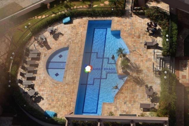 Apartamento com 2 dormitórios à venda, 69 m² por r$ 350.000 - jardim goiás - goiânia/go - Foto 17