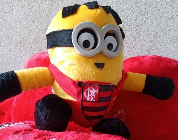 Cavalinho Do Fantástico Flamengo! - Foto 4