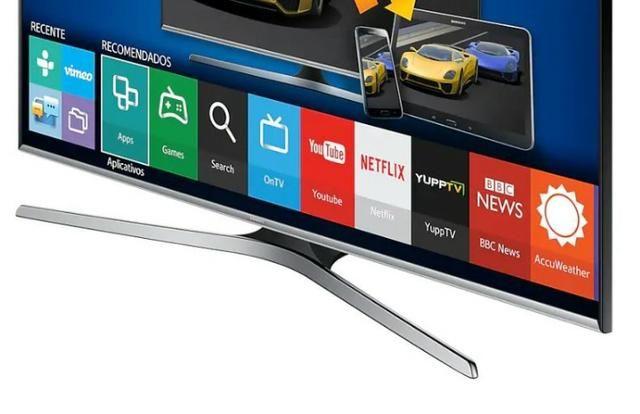 """Smart TV J5500 Series 5 48"""" Full HD, Procesador Quad Core, Função Futebol, 3 HDMI 2 USB - Foto 3"""