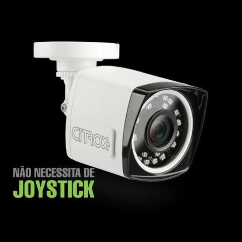 Câmera Bullet 4x1 Hd 720p Lente 2,8mm Infra 20 Metros Citrox