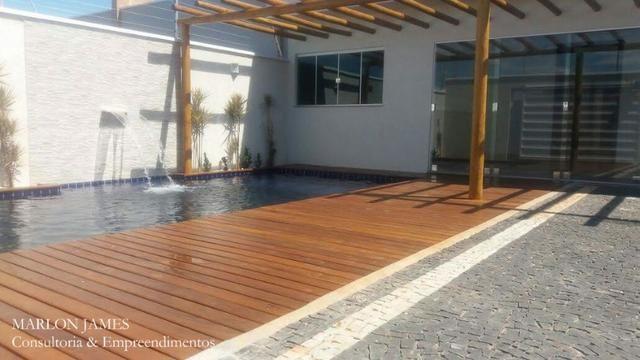Casa modelo para vender em Inhumas no setor Residêncial Monte Alegre! - Foto 12