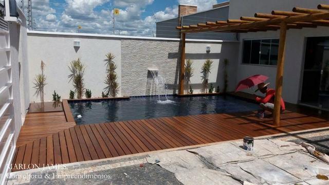 Casa modelo para vender em Inhumas no setor Residêncial Monte Alegre! - Foto 19