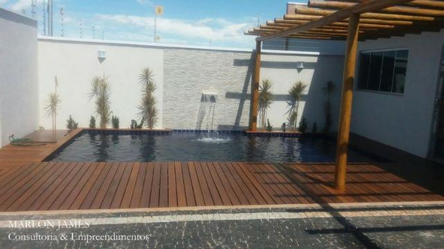 Casa modelo para vender em Inhumas no setor Residêncial Monte Alegre! - Foto 5