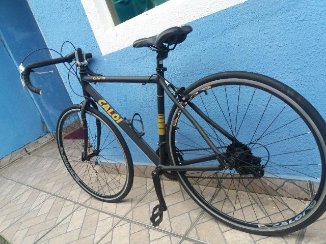 Vende-se Bicicleta Caloi 10 speed 700 - Foto 2