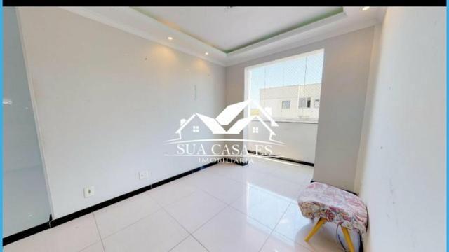 GM - Apartamento Colinas de Laranjeiras com Rebaixamento em Gesso - ES - Foto 4