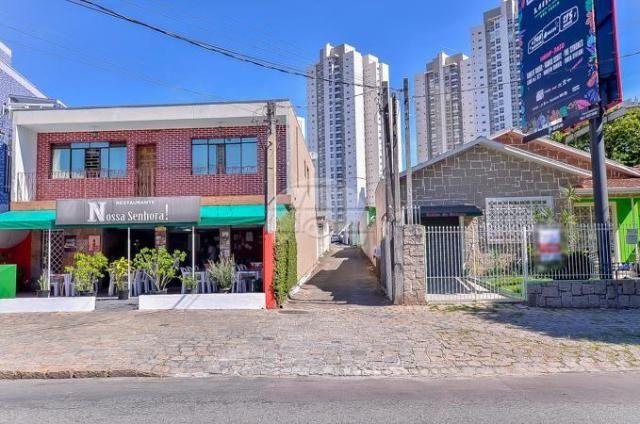Terreno à venda em Cristo rei, Curitiba cod:155007