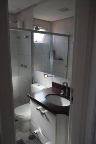 Apartamento com 2 dormitórios à venda, 69 m² por r$ 350.000 - jardim goiás - goiânia/go - Foto 14