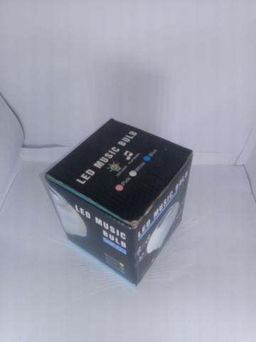 Lâmpada LED com Alto Falante Bluetooth + Controle Remoto - Foto 3