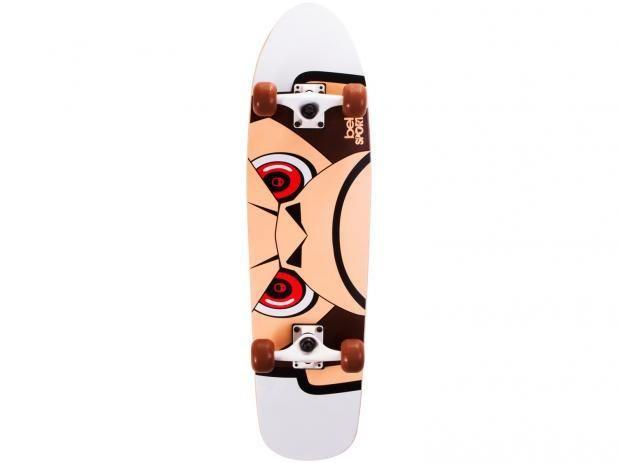 Skate longboard - Novo na caixa Infanto/Juvenil