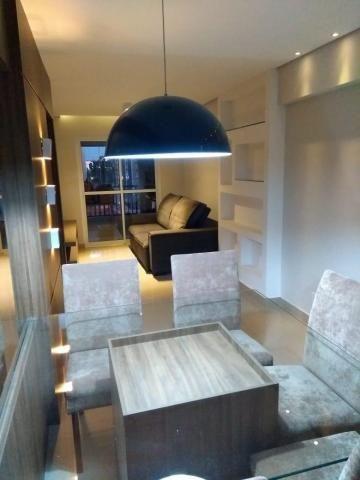 Apartamento com 3 dormitórios à venda, 75 m² por r$ 520.000,00 - jardim aquarius - são jos - Foto 2