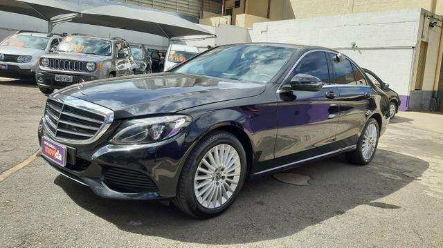 Mercedes c 180 exc. 1.6 tu tb Flex aut. 2018/2018