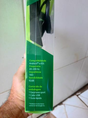 Fone de ouvido ( earphone sports) multilaser - Foto 6