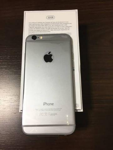 IPhone 6s 64gb com caixa e nota paguei 1500 nele novo sou único dono ! - Foto 3