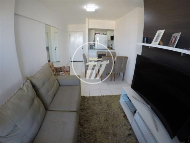Apartamento nascente com 60,39 m², 3/4 (sendo 01 suíte), em Cruz das Almas. REF: C4197 - Foto 4