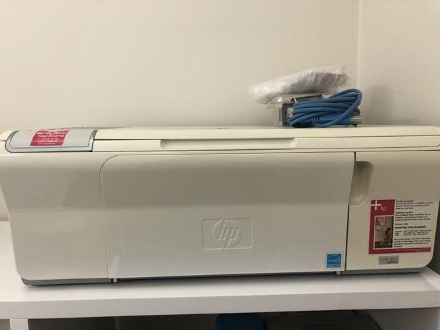 Impressora multifuncional com cartuchos