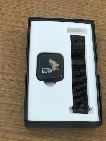 Smartwatch relógio inteligente P70-PRO - Foto 2