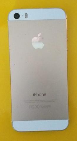 IPhone 5s, 16G, dourado - Foto 3