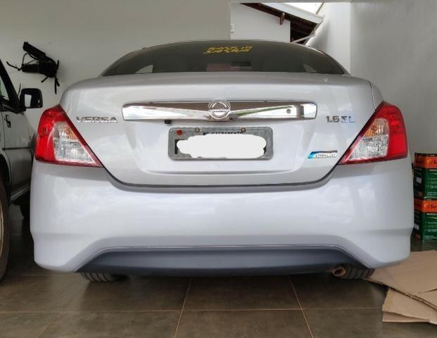 Nissan Versa SL 1.6 CVT - Foto 7