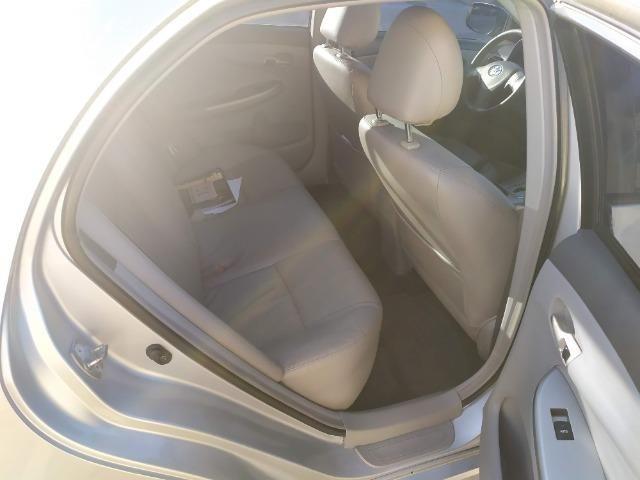 Toyota Corolla Xei 1.8 Aut. - 2010 - Foto 8