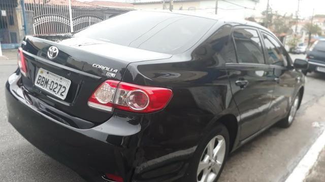 Toyota Corolla Gli 1.8 2013 com kit GNV geração 5 !!!!!!!!!!!!!!!!!!!!!!!!!!!!!!!!!! - Foto 5