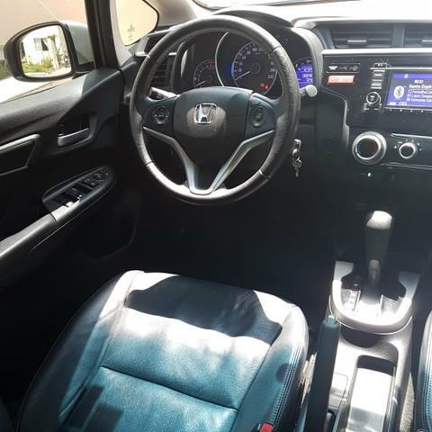 Honda Fit EXL 1.5 Flex 16V Automático - Foto 5