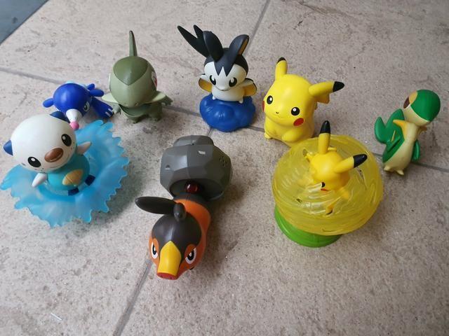 Conjunto Pokemon