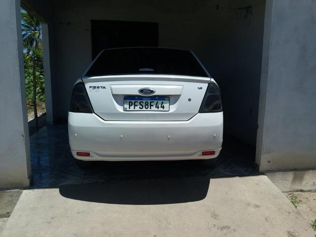 Ford Fiesta 1.6 2013 8V