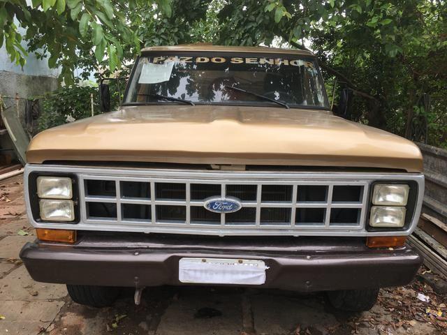 Camionete F1000 84 - Foto 2