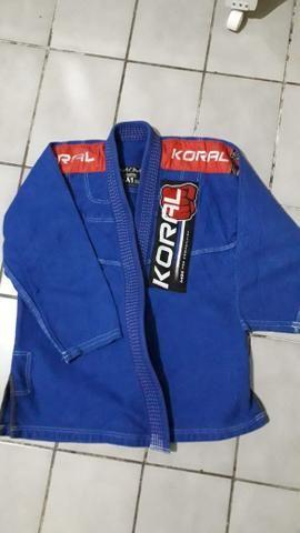 Kimono Jiu Jitsu MKM Competition-Novo Original - Foto 2